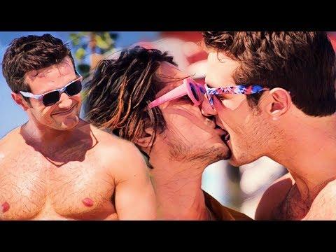 All About Shirtless Beau Mirchoff ( Plus Bonus Gay Kiss Scene 1080p HD)