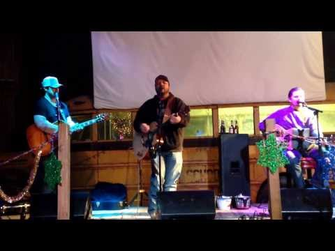 Dempsey Pullen, James G & Jason Crabtree - 'Every Rose has it's thorns' Cover @ Reds Road House
