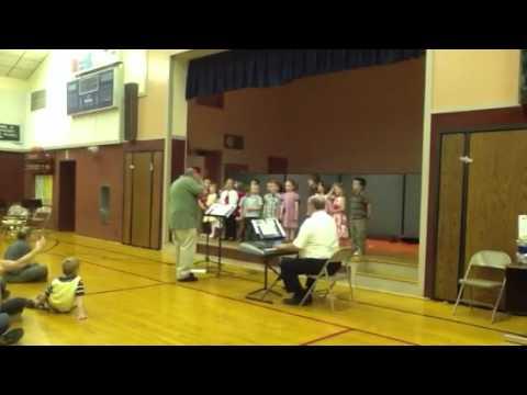 Beech Hill School Pre-K Spring Concert
