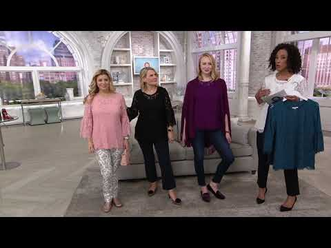 Repeat QVC Host Cathy Pedreyas by QVC Model & Host Clips