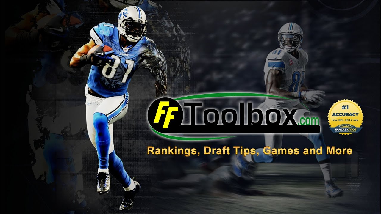 Fftoolbox Com Weekly Newsletter Draft tracker (printable) draft sheet (printable) all nfl content; fftoolbox com weekly newsletter