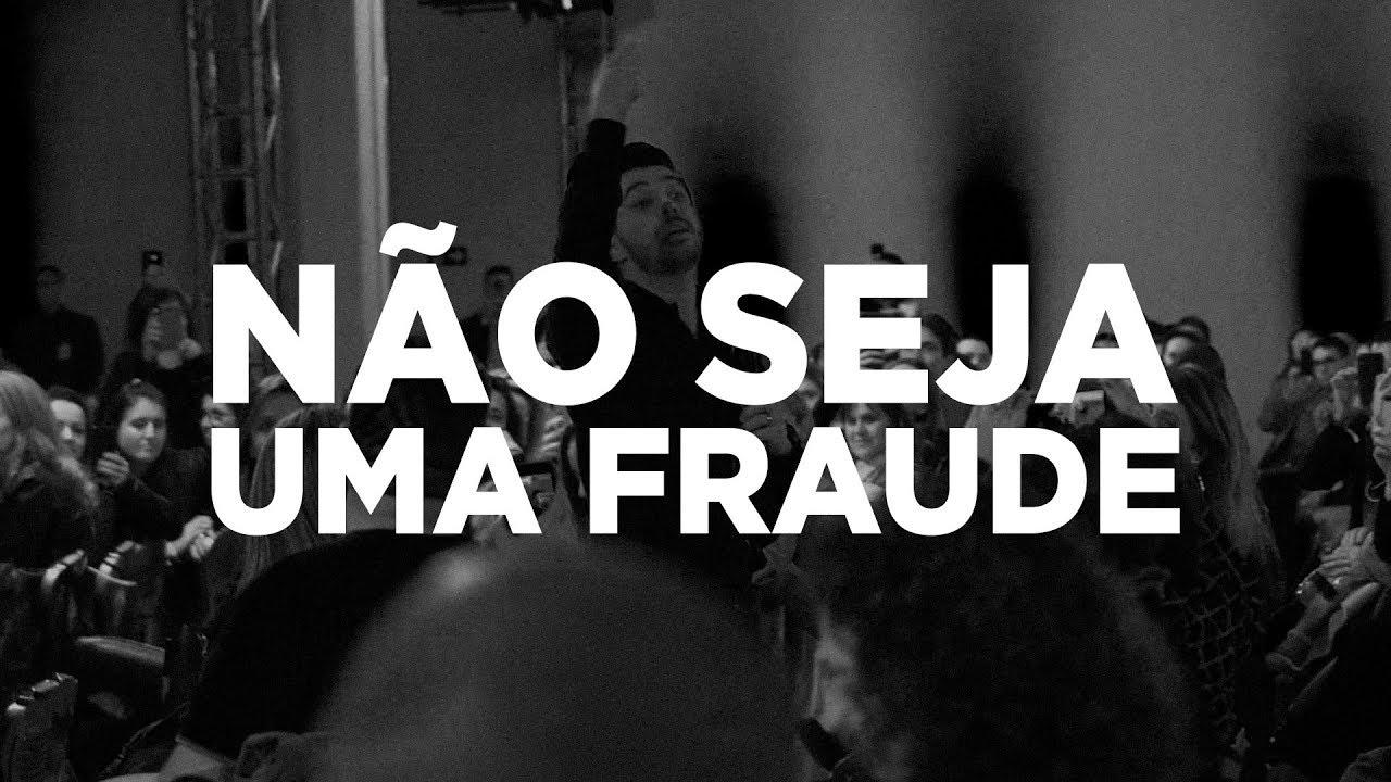 Não seja uma fraude! - Fala Caio Ep. 358   Caio Carneiro