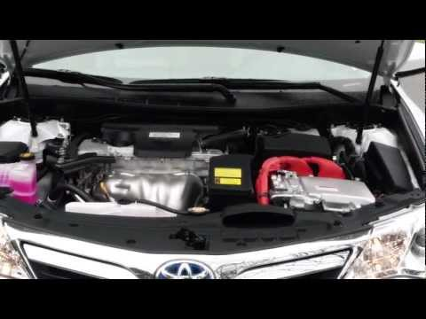 2013 Toyota Camry, what's new this year?