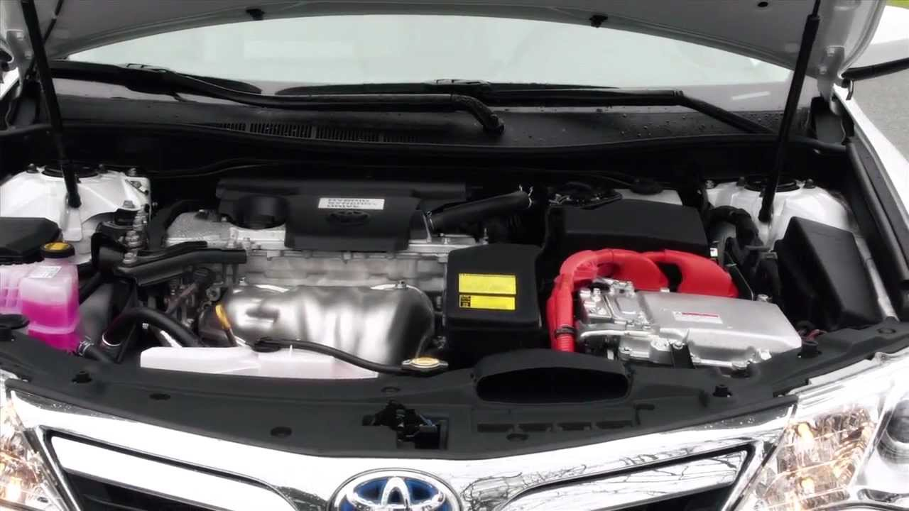 2013 Toyota Camry, what\'s new this year? - YouTube