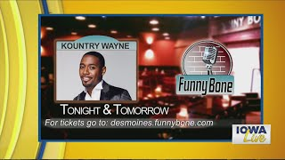 Kountry Wayne at the Funny Bone this weekend