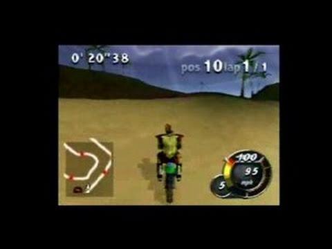 Top Gear Hyperbike Nintendo 64 Gameplay_1999_09_23
