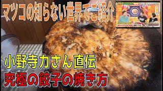 方 餃子 マツコ 焼き