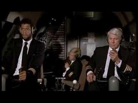Y a-t-il un pilote dans l'avion ? poster
