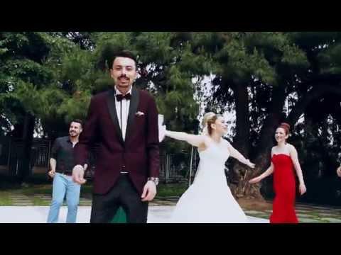 Merve & Serhan   Düğün Klibi // Halil Koçak & Ajda Pekkan - Nikah