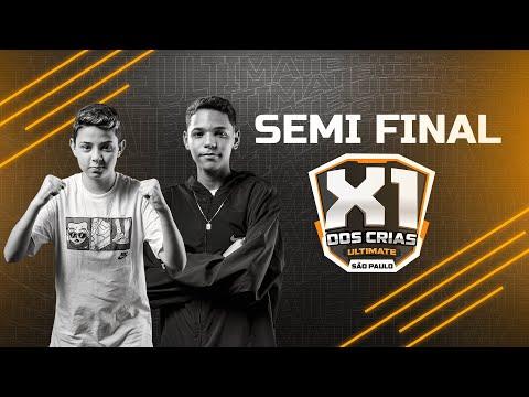 X1 DOS CRIAS