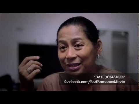 """BEHIND THE SCENES: FLOR SALANGA for """"BAD ROMANCE"""""""