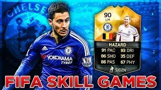 FIFA 16 SHOOTING SKILL GAMES !!!