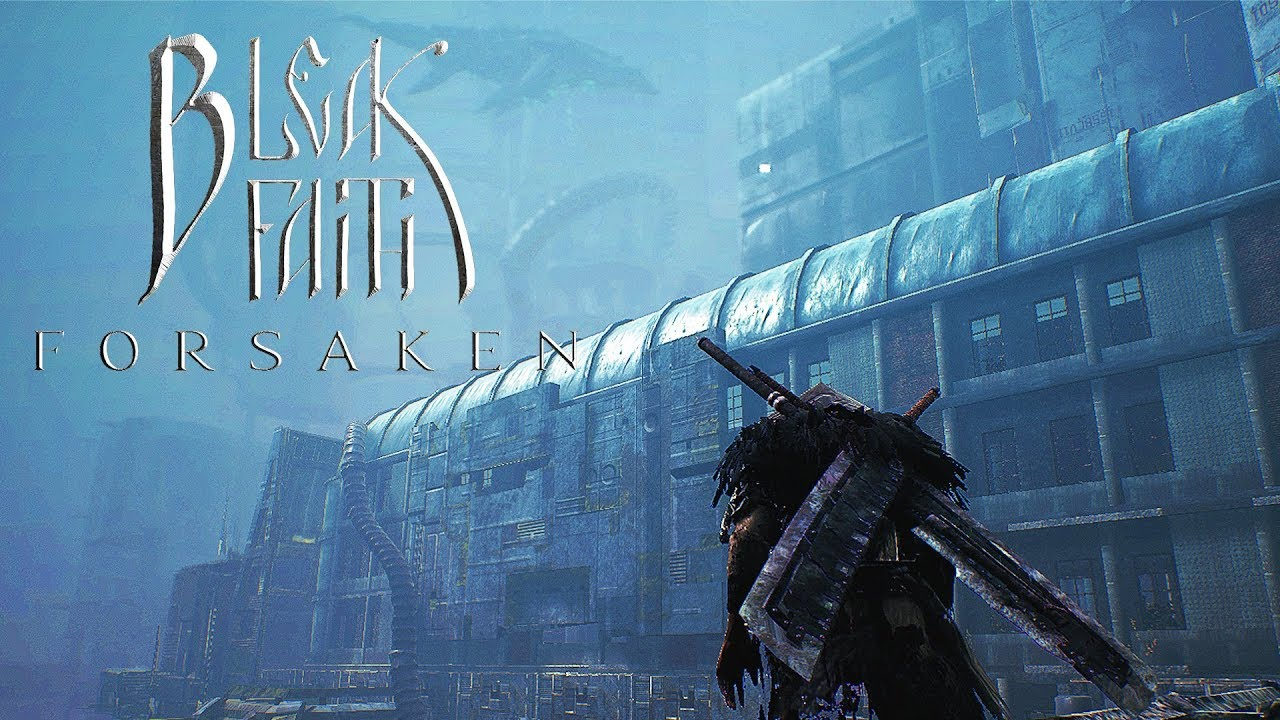 What is Bleak Faith: Forsaken? (UPCOMING OPEN WORLD ACTION RPG PREVIEW)