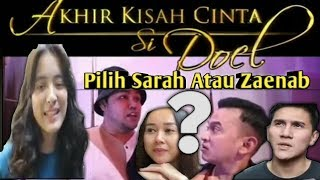 Download lagu Kesedihan Akhir Kisah Cinta Si Doel Pilih Sarah Atau Zaenab