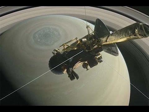Cassini Spacecraft's Grand Finale Dives - Risk vs. Reward Explained by NASA   Video
