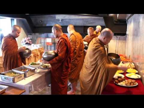 Buddhism Today-Types of Buddhist rituals in Thailand