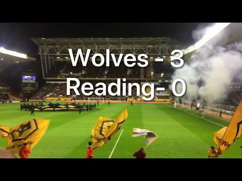 Wolves 3 Reading 0| My Match Highlights| (13/03/18)