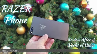 RAZER Phone Review After 2 Weeks of Usage