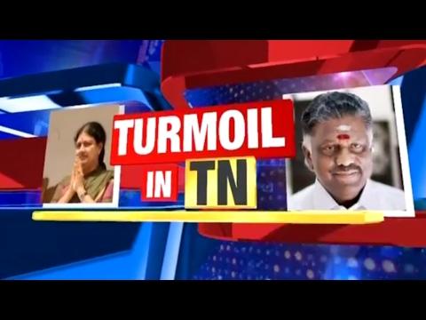 Turmoil In Tamil Nadu: Tectonic Shift In State Politics