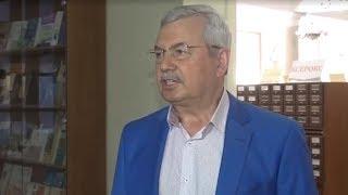 Владимир Мякуш посетил Челябинскую областную универсальную научную библиотеку