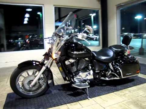 2000 honda vt1100t shadow ace shadow 1100 ace tourer c6221a youtube. Black Bedroom Furniture Sets. Home Design Ideas