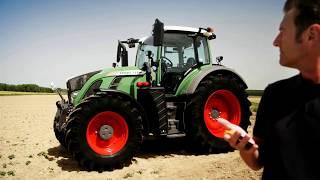 Новый трактор Fendt 700 Vario