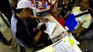 Drawing (Hong Kong Trip)
