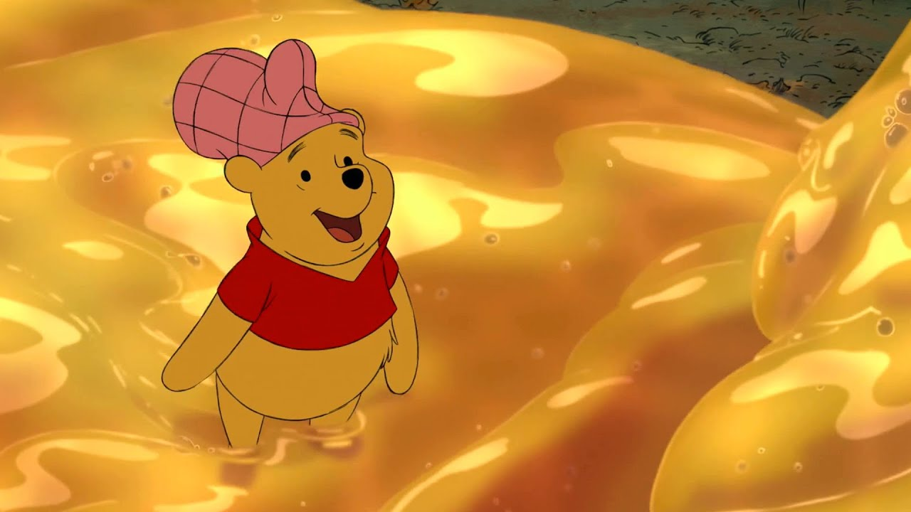 Very Cute Wallpapers For Desktop Honey Song The Mini Adventures Of Winnie The Pooh