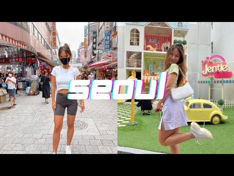 SEOUL TRAVEL VLOG // Best Things To Do In Seoul, Korea