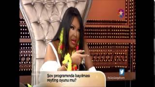 Bülent Ersoy, programında bayılma numarası yaptı mı? 2017 Video