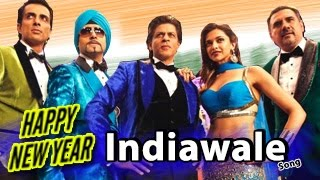 ... - after releasing a smashing hit trailer of happy new year, the makers th...
