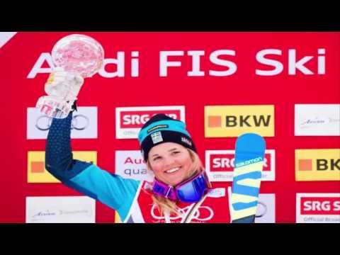 Nach Trainingssturz - Bleibende Schäden bei Skicrosserin Holmlund