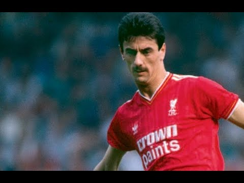 Ian Rush – Liverpool Football Club 1980–1986 – 1988–1996
