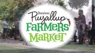 Puyallup Farmers Market - 2018