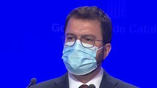 Aragonès propone un Govern de ERC en solitario