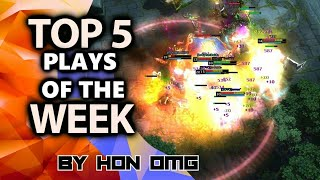 HoN OMG | Top 5 Plays of The Week | December 12th (2019)