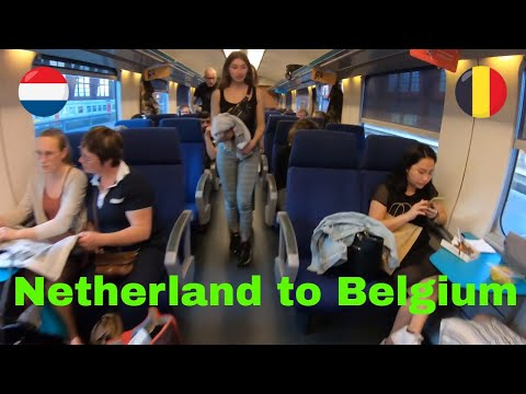 NETHERLAND To BELGIUM  By Train : What You Need To Know ?