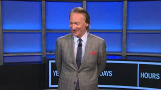 Real Time with Bill Maher: Monologue – August 7, 2015 (HBO)