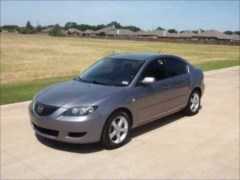 2006 mazda 3 i touring 4 door sedan texas size car deal. Black Bedroom Furniture Sets. Home Design Ideas