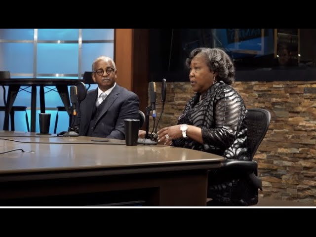 How Do You Forgive Evil - Reverend Anthony Thompson and Polly Sheppard