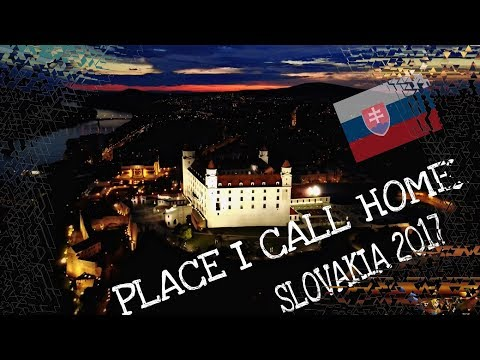 PLACE I CALL HOME - SLOVENSKO ZHORA // SLOVAKIA FROM ABOVE   [HD]
