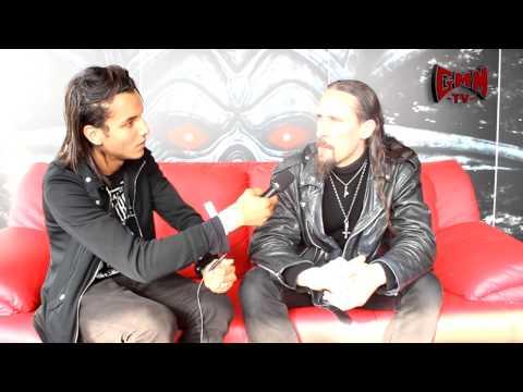 Interview with Gaahl @Graspop Metal Meeting 2013