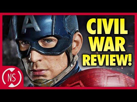 Captain America: Civil War Review! (SPOILER FREE) || NerdSync