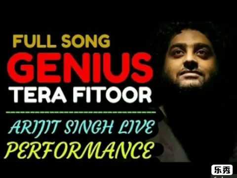 Tera Fitoor Jab Se Chadh Gaya Re|genius|MP3 Song | Abhijit Singh|