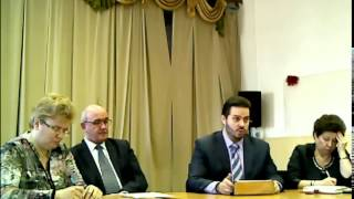 17.03.15 - Еженедельное совещание директора Школы с руководителями структурных подразделений