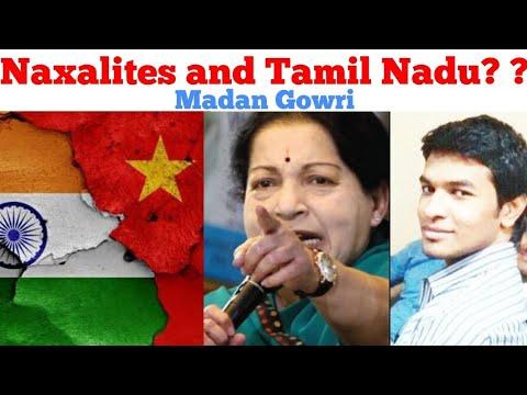 Naxalites and Tamil Nadu   Tamil   Madan Gowri