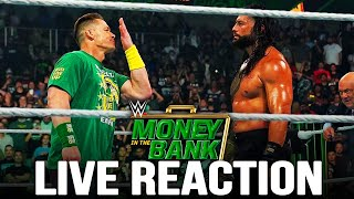 WWE Money In The Bank 2021 - WIW Live Reaction