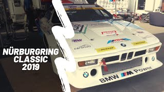 Nurburgring Classic 2019 - pojechaliśmy kamperem