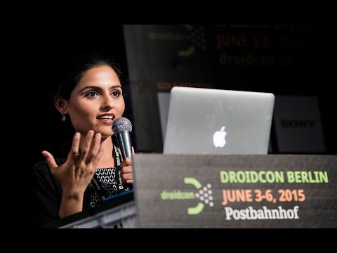 #droidconDE 2015: Nidhi Shah – Living in a Material world on YouTube