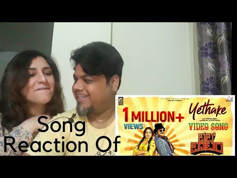 #Yethake #BellBottom - Yethake (Video Song Reaction) |Foreigner Reaction|North Indian Reaction|